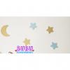 estrellas decorativas para pared
