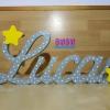 Letras en madera para decorar